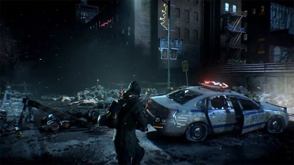 Tom Clancy, The Division, Beta, Ubisoft, Look for, learned, customization, performance, user-interface