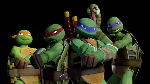 This Custom TMNT Arcade Cabinet Will Make You Jealous