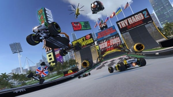 trackmania turbo, open beta, consoles, weekend