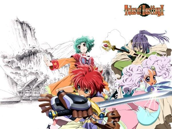 Best Tales of Games, tales of games, tales, tales of eternia, tales of destiny 2, ranking , series