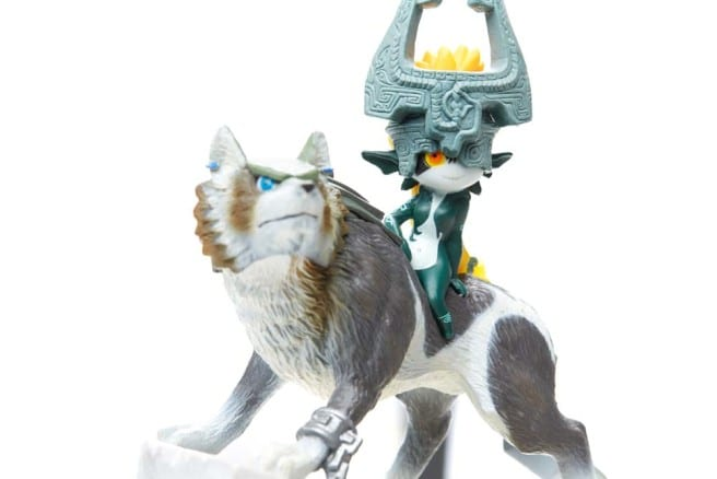 Wold Link amiibo, Twilight Princess HD