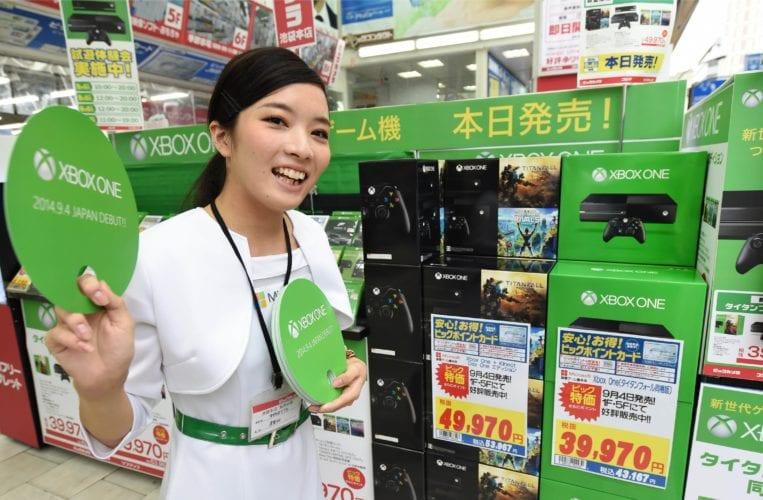 Xbox in Japan