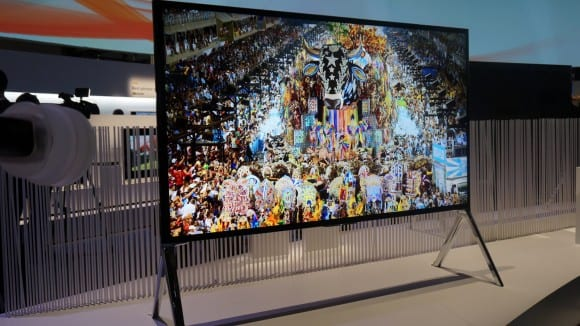 ces, Sony ,4k, Streaming, Movies