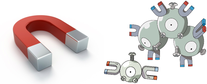 10 Magnets-Magneton