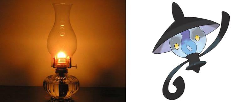 11 Oil Lamp-Lampent