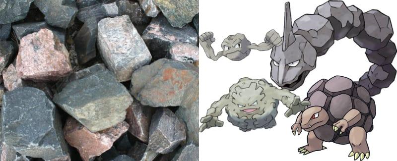 12 Rocks-Golem-Onix