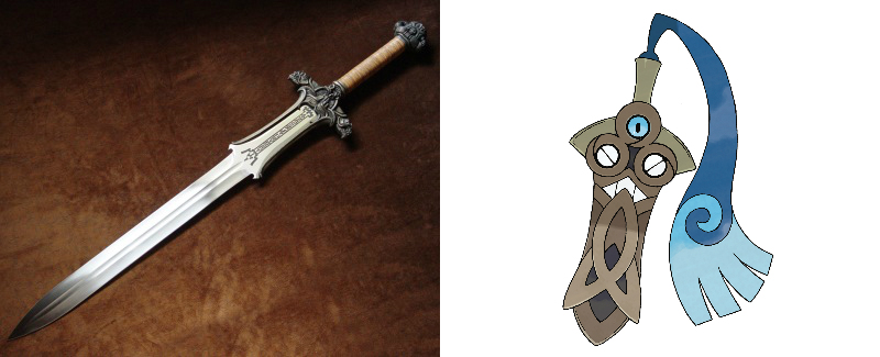 13 Sword-Honedge