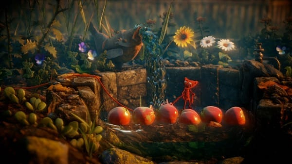 yarny,puzzle,guide,unravel