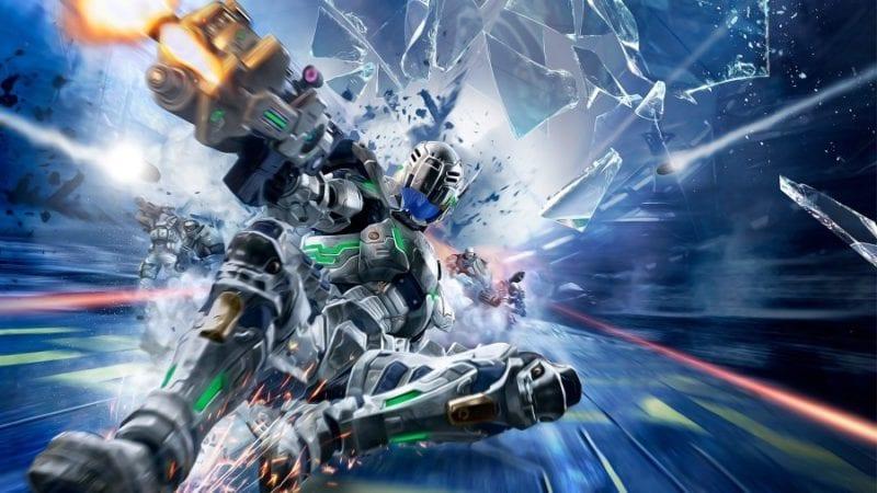Platinum Games Vanquish