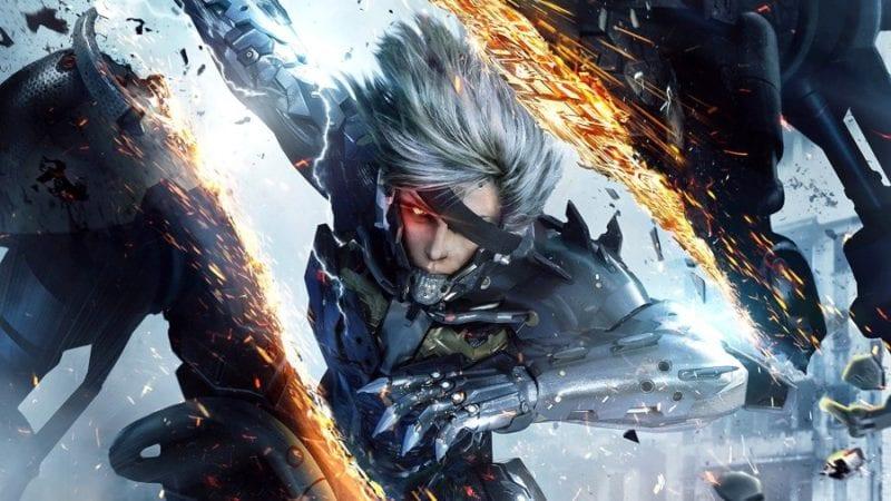 Platinum Games Metal Gear Rising