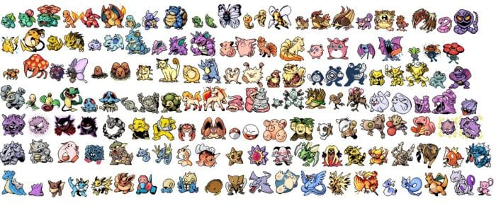 Pokémon, full, red ,blue, best, amazing