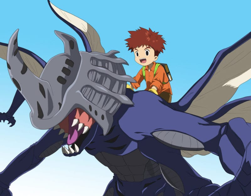 Digimon Kabuterimon