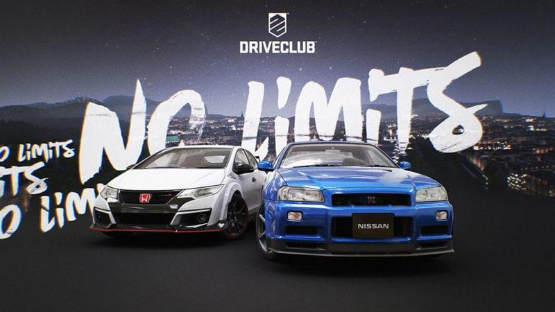 Driveclub No Limits