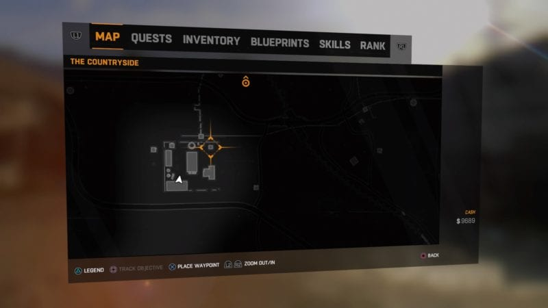 Dying Light: The Following Buggy Customization Locations
