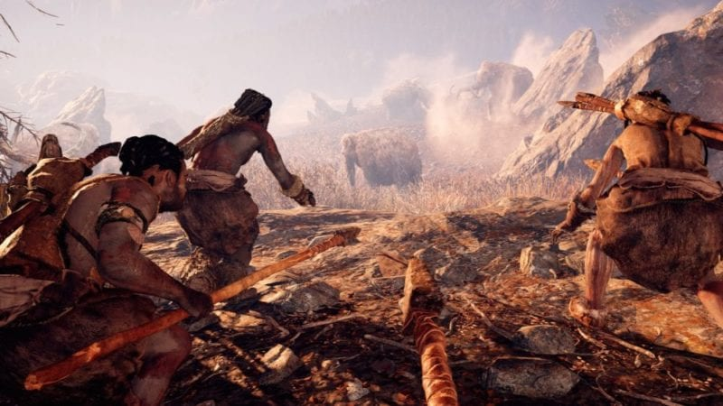 far cry primal fast travel