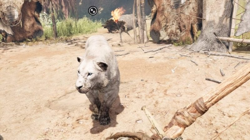 how to change pets far cry primal