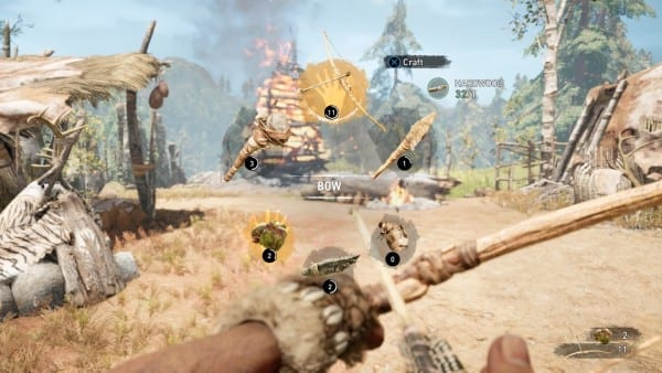 Far Cry Primal How To Craft Arrows