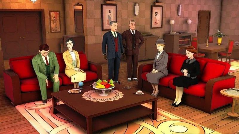 Agatha Christie – The A.B.C Murders