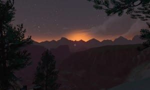 Firewatch, PlayStation 4, screenshots, 1080p, beautiful