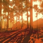 prettiest, Firewatch, PlayStation 4, review