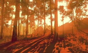 Firewatch, PlayStation 4, review