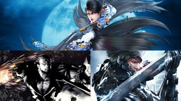 Platinum Games, Bayonetta, Anniversary, Metal Gear Rising, Anarchy Reigns