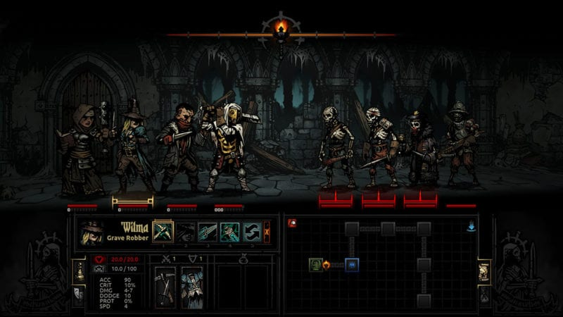 Darkest Dungeon, Screenshot, Twitch