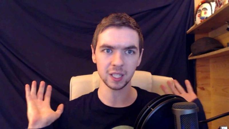 YouTube – JackSepticEye