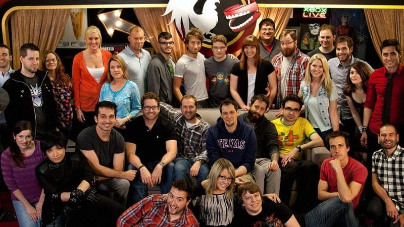 YouTube – Rooster Teeth