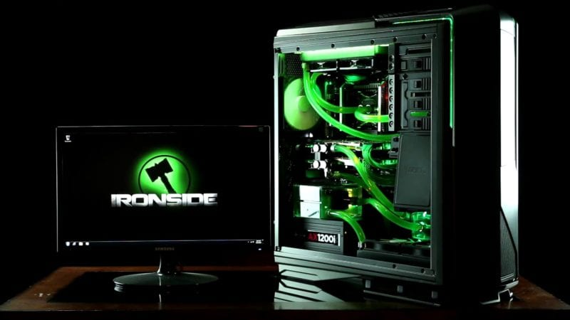 Ironside gaming pc