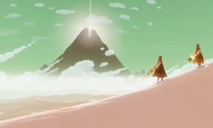 journey, graphics, art style, prettiest, games,