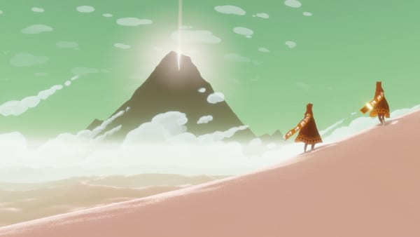 game, journey, graphics, art style, prettiest, games,