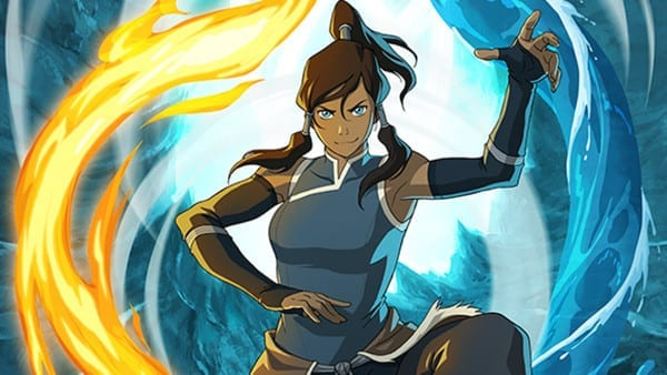 Platinum, games, legend of korra