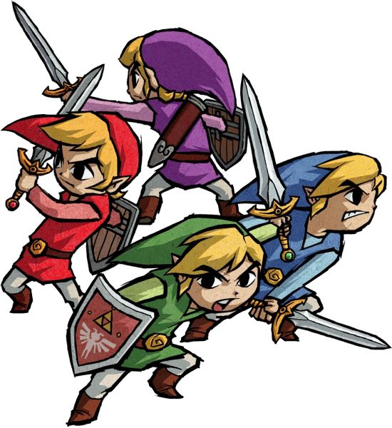 Link_(Four_Swords)
