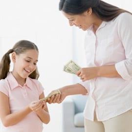 Mom-and-money