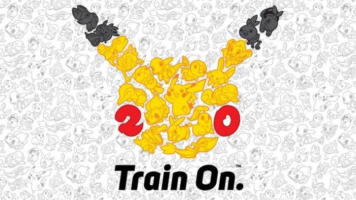 Pokemon 20th birthday anniversary