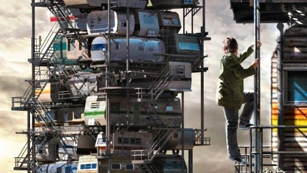 Ready Player One, book cover