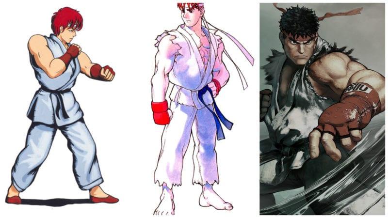 Ryu Collage