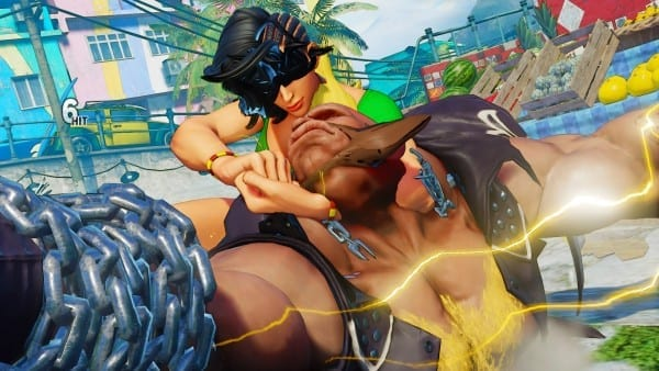 Street Fighter V capcom