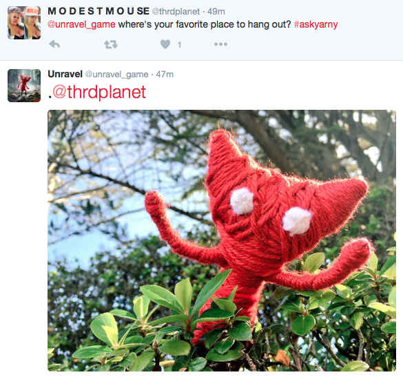 Yarny unravel q&a interview