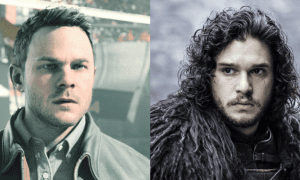 Quantum Break Game of Thrones john snow