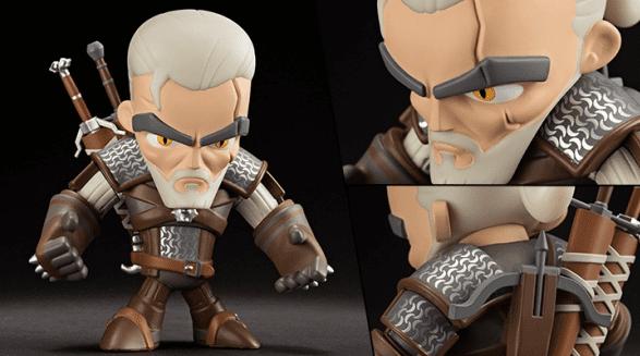 Witcher 3 Geralt Vinyl jinx