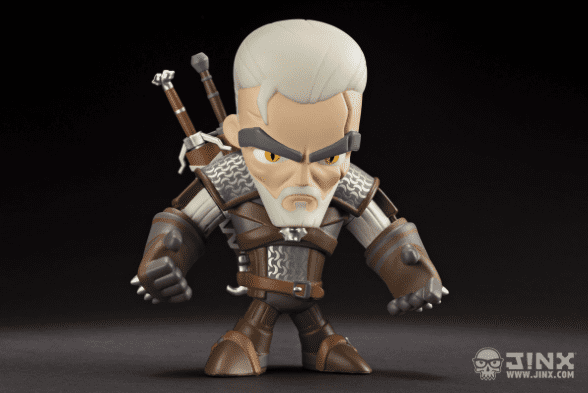 Witcher 3 Geralt Vinyl