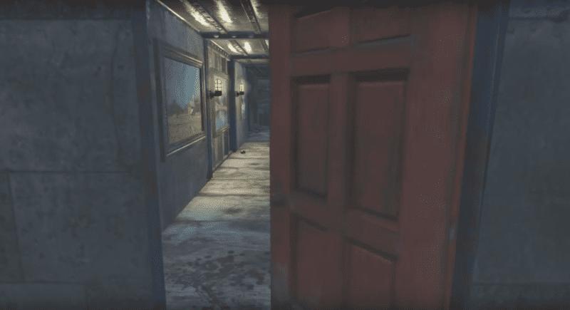 Fallout 4 PT silent hills recreated