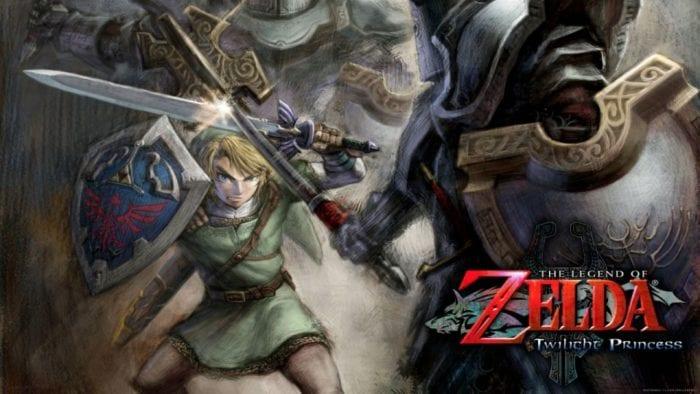 legend of zelda: twilight princess hd, nintendo