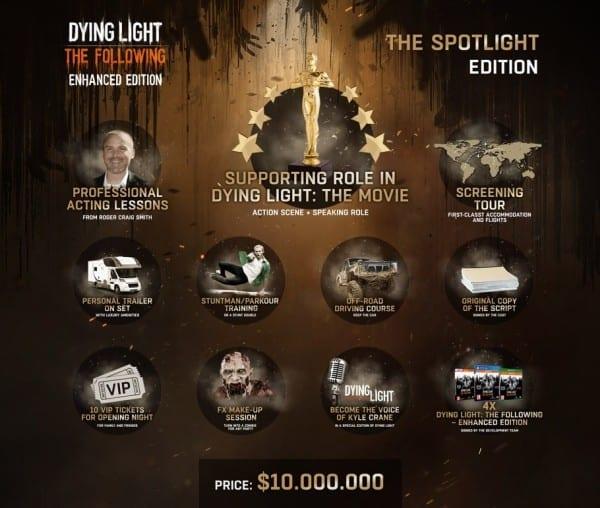 dying light 10 million edition
