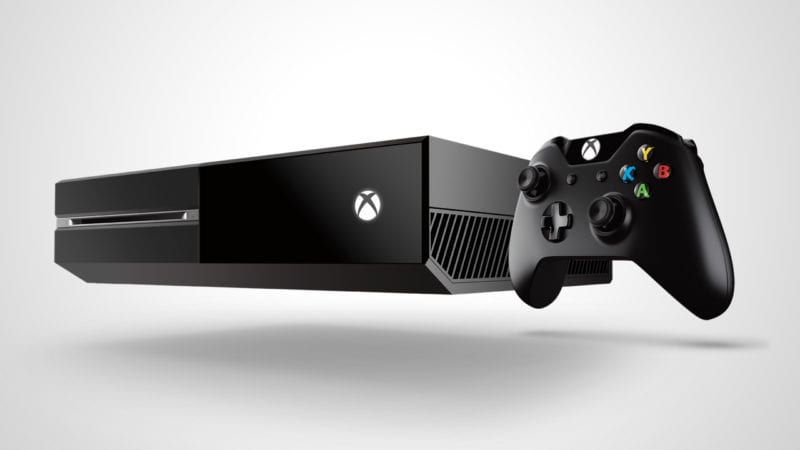Xbox One, console