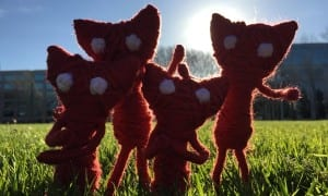 yarny, unravel, mixtape, tweet