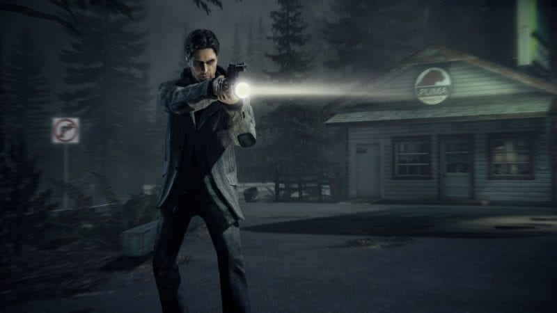 Alan Wake's Return Trademark Filed By Remedy