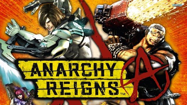 Platinum Games Anarchy Reignes